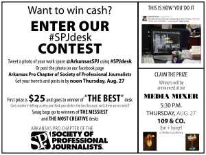 #SPJdesk Contest