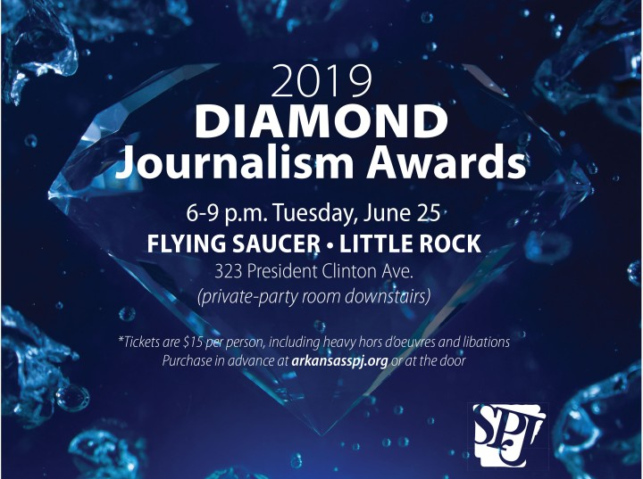 Finalists selected for 2019 Diamond JournalismAwards