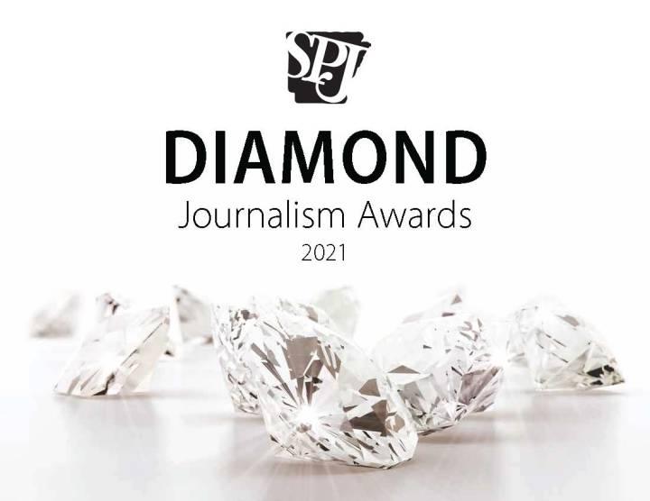 Congratulations to the 2021 Diamond Journalism AwardsWinners